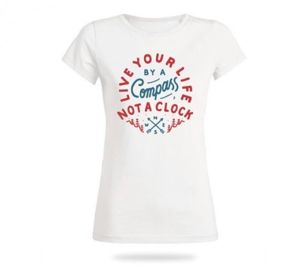 Compass Shirt Mädels