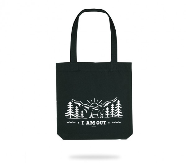 I am out Tote Bag